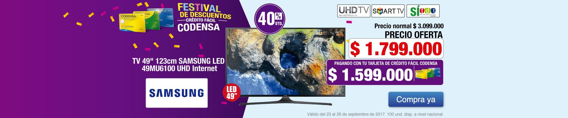 PPAL KT-3-TELEVISOR SG 49MU61-TV-SEPTIEMBRE23-26