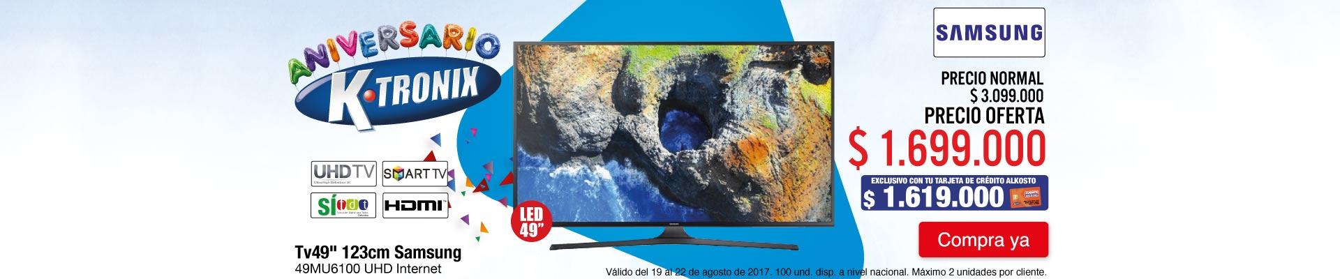 PPAL KT-4-TELEVISOR SG 49MU61-TV-AGOSTO19-22