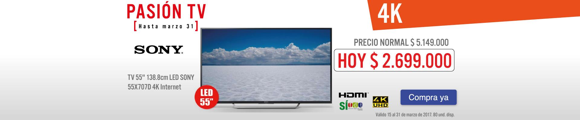 PPAL KT - TV 55X707D - MRZ 22
