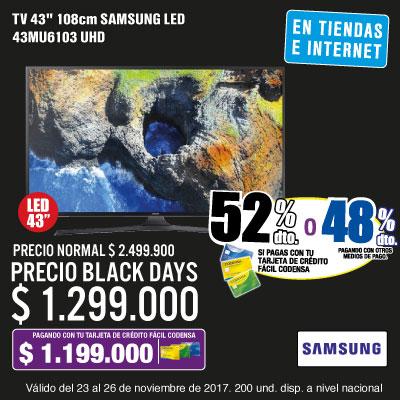 TCAT KT-3-TELEVISOR SG 43MU6103-TV-NOV23-26-BD