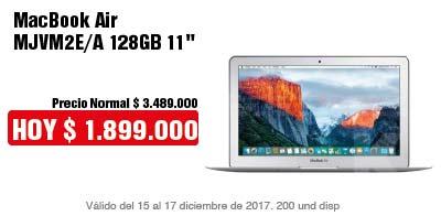 TCAT AK-2-computadores-MacBook Air MJVM2E/A 128GB 11