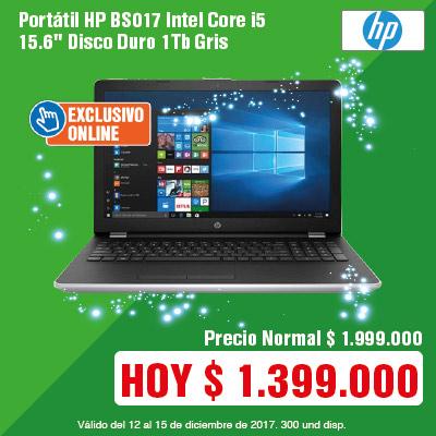 BIGTOP AK-2-computadores-Portátil HP BS017 Intel Core i5 15.6