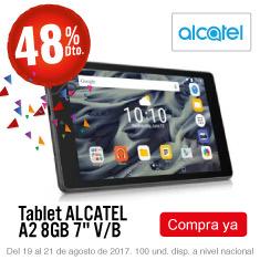TCAT KT-13-computadores-Tablet ALCATEL A2 8GB 7