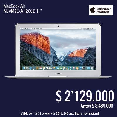 BIGTOP KT-2-computadores-MacBook Air MJVM2E/A 128GB 11