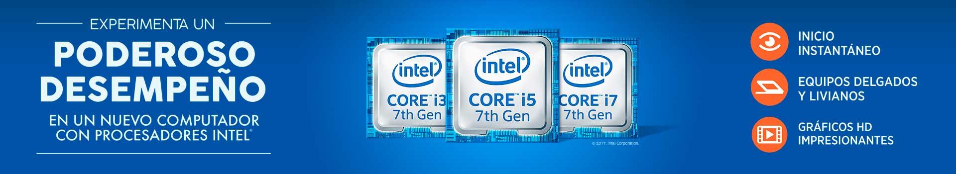 CAT AK INF - Procesador Intel 7ma generación - Jun 21