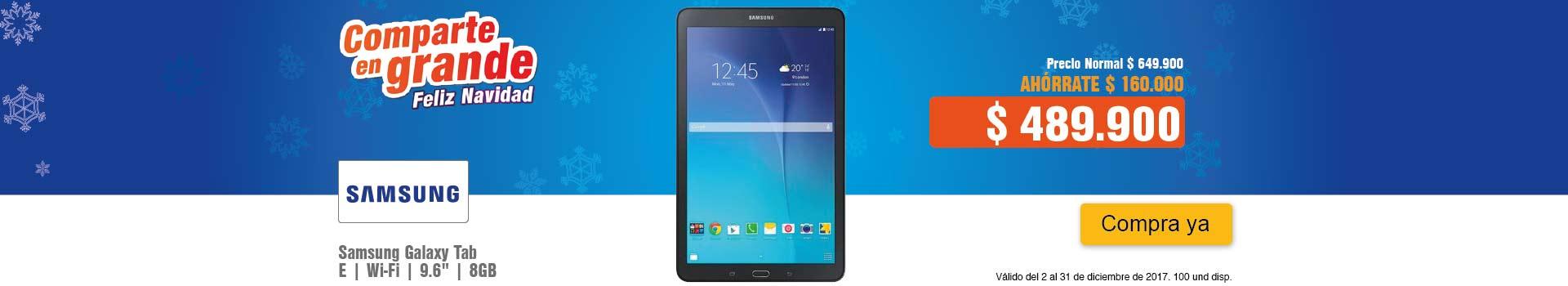 CAT AK-KT-1-tablets-Samsung Galaxy Tab E | Wi-Fi | 9.6