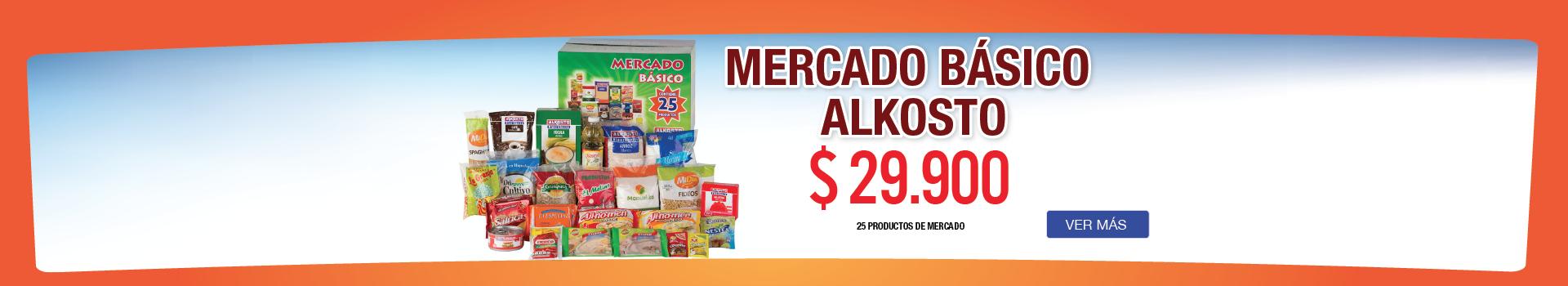 Merkado basico Todo el Mercado