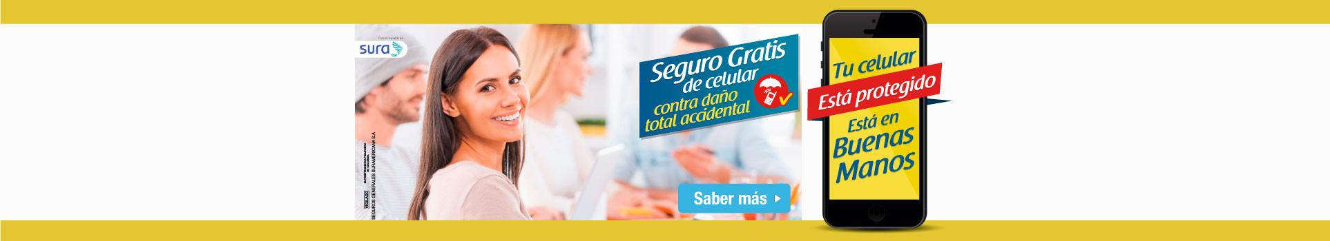 Seguro Gratis Celulares Alkomprar 2017 - banner opcional