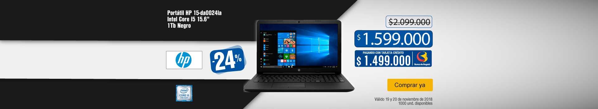 AK-KT-BCAT-1-computadores y tablets-PP---HP-Portátil HP 15-da0024la-Nov19