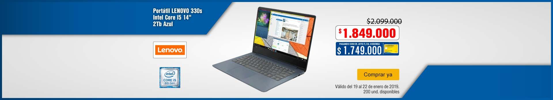 AK-KT-BCAT-4-computadores y tablets-PP---lenovo-Portátil 330s i5-ene19