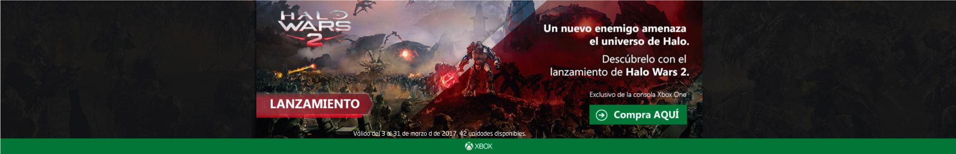 lanzamiento Halo Wars 2