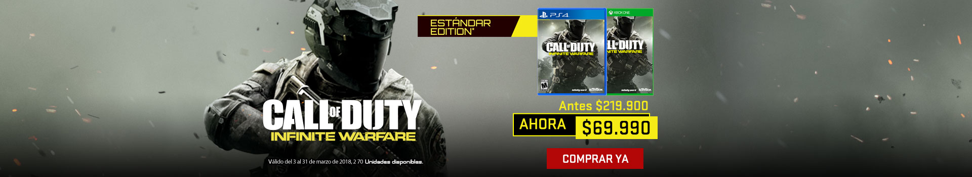 CAT-AK-KT-19-videojuegos-dctos-infinite-warfare-cat-marzo8/31
