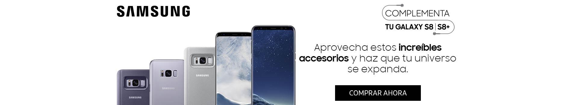 CAT Samsung Accesorios S8 - 28 Junio 2017