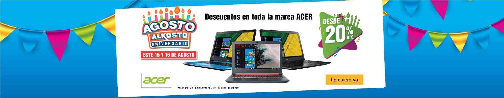 AK-HIPER-3-computadores y tablets-DCAT---Acer-Desde 20% Dto. en toda la marca-Ago15