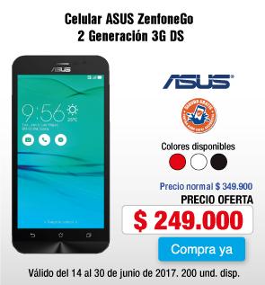 Megamenu - Celular Asus Zenfone 2 - Jun28