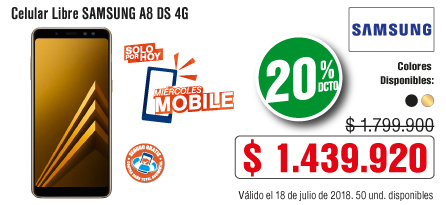 AK-INSTI-1-celulares-EVE---Miercolesmobile-Samsung-A8-Jul18
