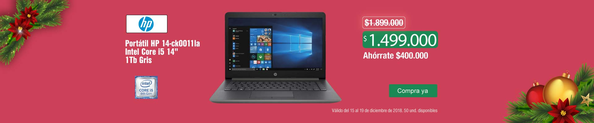 AK-CYBERSANTA-PPAL-4-computadores y tablets-PP---HP-Portátil 14-ck0011la-dic17