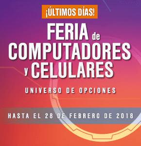 CAT-LAT-AK-1-PCYTABLETS-FERIA-DE-COMPUTADORES-CAT-27ENERO31-feb7/9 - feb10/13-14/16-17/20-21/23-24/28