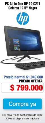 MENU AK-KT-1-computadores-PC All in One HP 20-C217 Intel Celeron 19.5