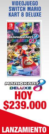 lanzamiento mario kart 8