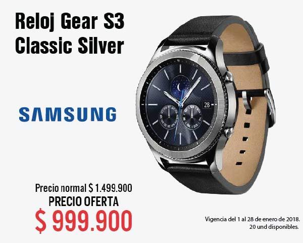 PPAL KT Smartwatch SamsungGearS3 24 ene