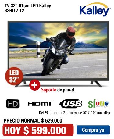 OFER KT- TV Kalley 32HDZT2 - ABR 29