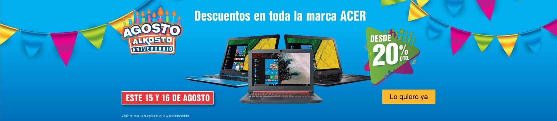 AK-PPAL-2-computadores y tablets-DCAT---Acer-Desde 20% Dto. en toda la marca-Ago15