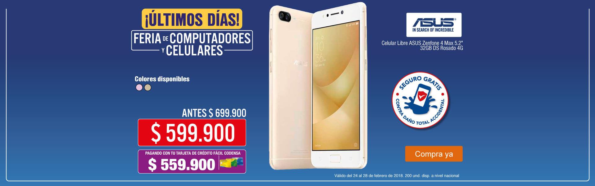 PPAL KT -3-celulares-ASUSZenfone4Max-cat-febrero-24/28