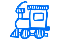 Trenes y Pistas