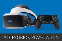 Accesorios PlayStation