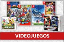 Videojuegos Nintendo