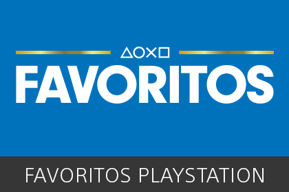 Favoritos PlayStation