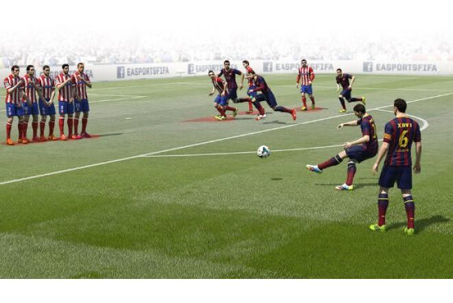 Videojuego PS3 SONY FIFA 2015