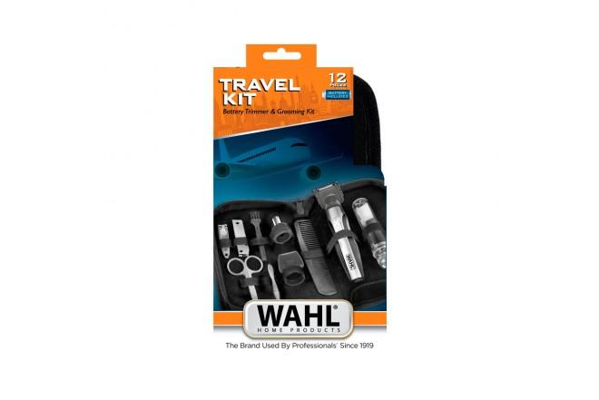 Kit Trimmer WAHL Viajero 12 Piezas