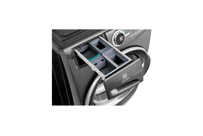 Lavadora ELECTROLUX Carga Frontal 16 Kg EFLS517ST Titanio4