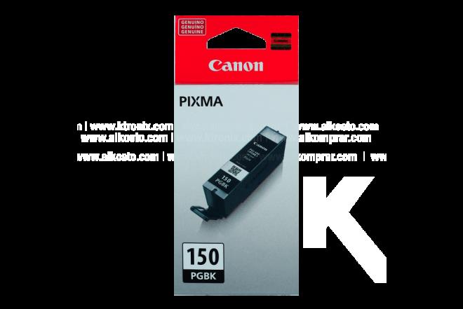 Tinta CANON PGI-150 PGBK19 Ml