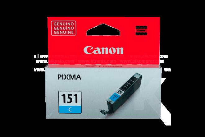 Tinta CANON CLI-151 C 7 Ml Cyan