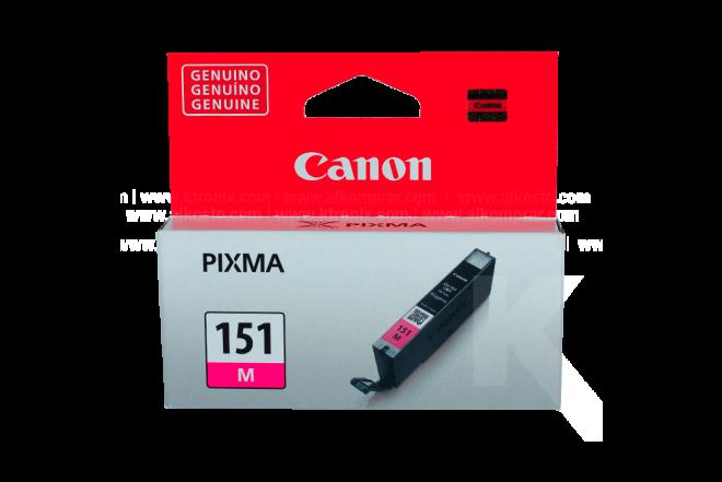 Tinta CANON CLI-151 M 7 Ml Magenta