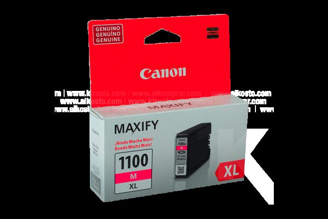 Tinta CANON PGI-1100XL Magenta