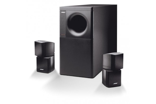 Parlantes Bose AM 5II Black