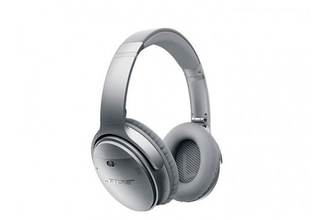 Audífonos Inalámbricos BOSE QC35 NC On Ear Plata