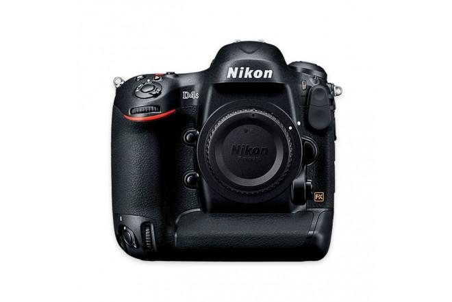Cámara Profesional NIKON D4s + 16GB Negra