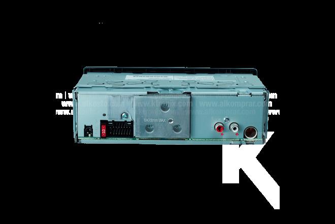 Radio Auto KENWOOD KMM-BT308K