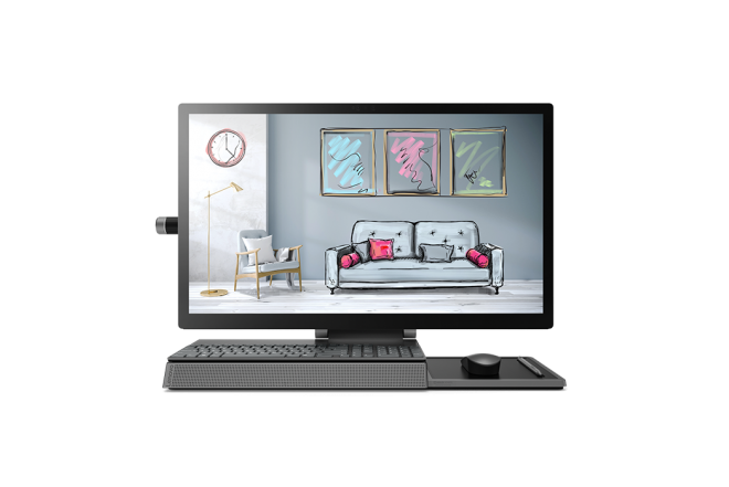 Pc All in One Yoga G A940-27ICB Intel Core I5_6
