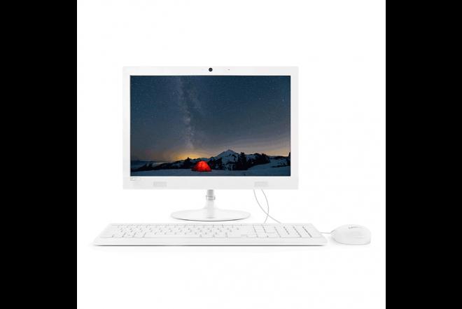 "PC All in One LENOVO  330  AMD A6  19.5"" Pulgadas  Disco Duro 500Gb  Blanco  1"