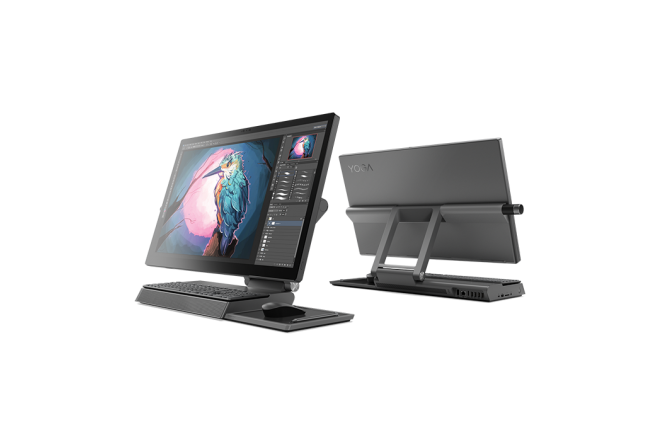Pc All in One Yoga G A940-27ICB Intel Core I5_4
