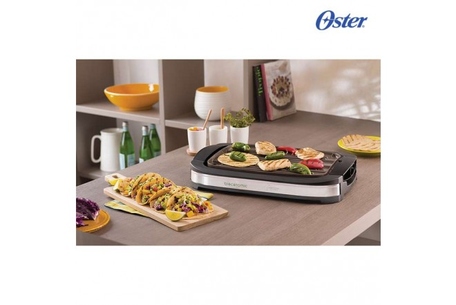 Grill Doble Cara OSTER 3007