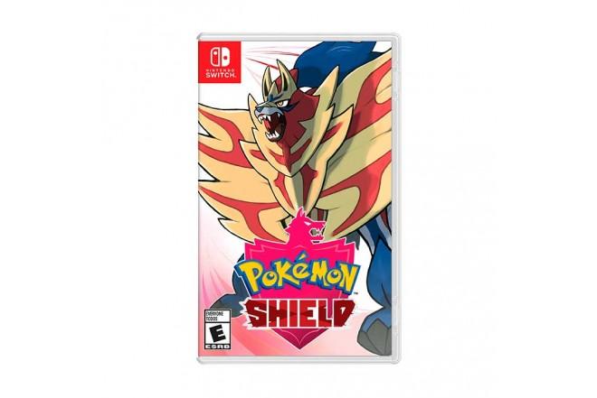 Juego Switch Pokemon Shield 1