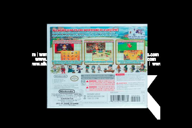 Videojuego NINTENDO 3DS Fantasy Life