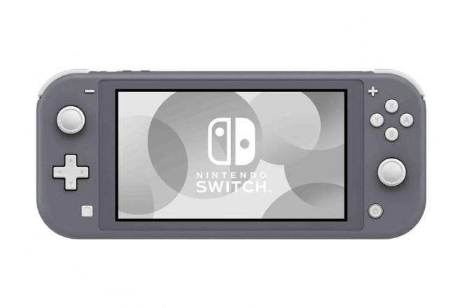 Consola Switch Lite Gray 1